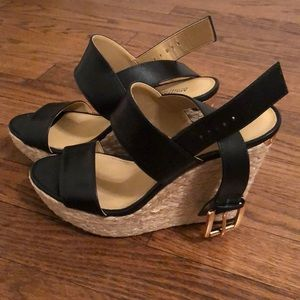 Michael Kors Platform Wedges